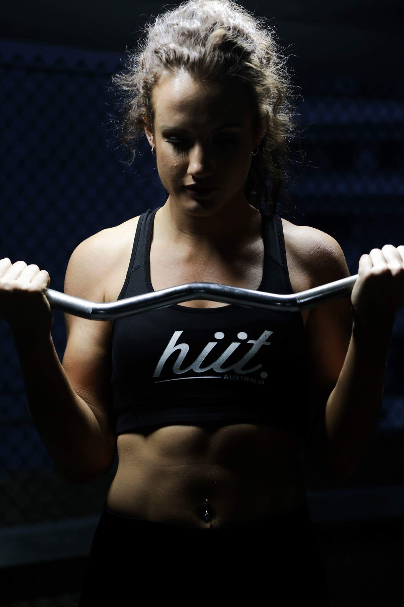 Muay Thai & Hiit Athlete Rachael Christensen