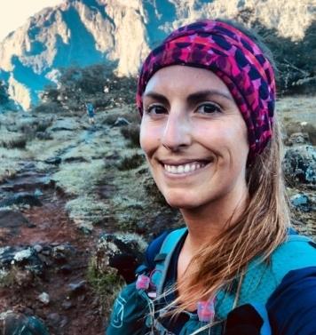 Ultra Runner Karin Traeger