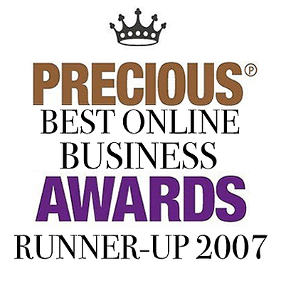 Precious Awards Best Online Business Runner-up 2007