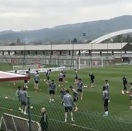 soccer training ball
