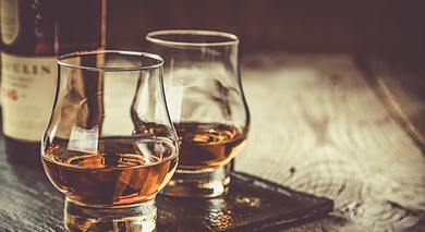 SipDark Whiskey Neat