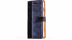 Snakehive father's day gift guide - link to Vintage wallet leather phone case