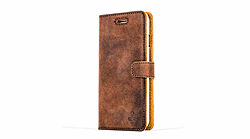 Snakehive link to Father's Day gift guide - Vintage leather wallet phone case