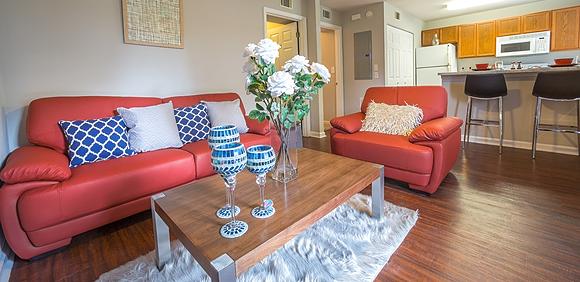 Standard Living Room Package