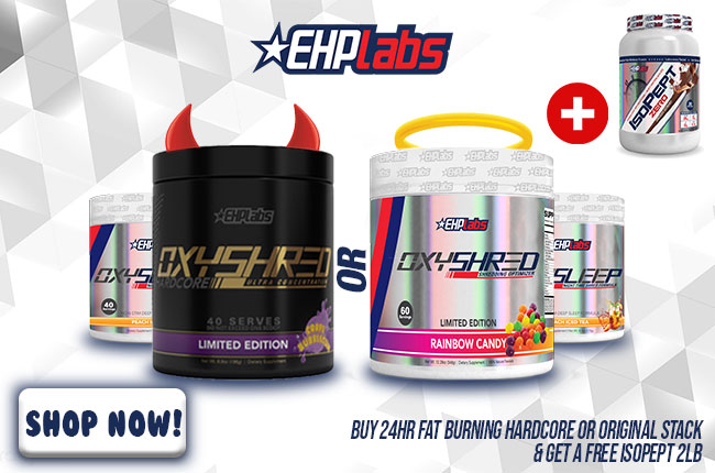 EHPlabs Supplements Special