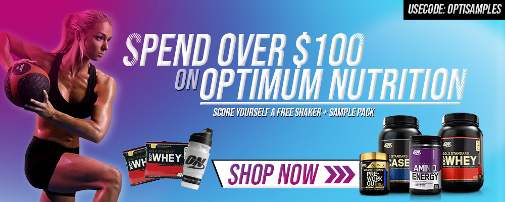 Optimum Nutrition Special