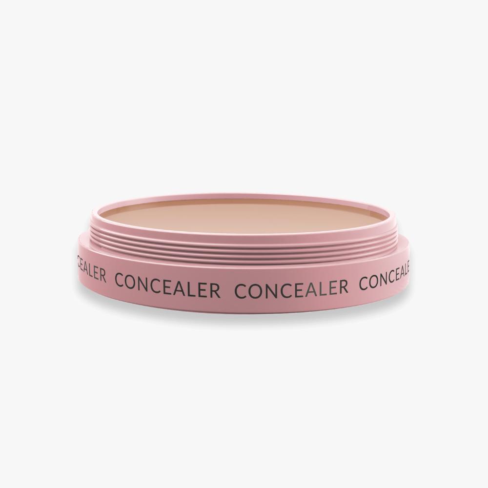creamy mattifying concealer in 5 shades