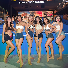 Patong Beach Events - Surf House