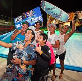 Kata Beach Events - Surf House