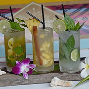 Mojithai, real thailand Mojito in Surf House Phuket!