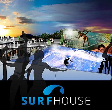 Surf House Kata Beach