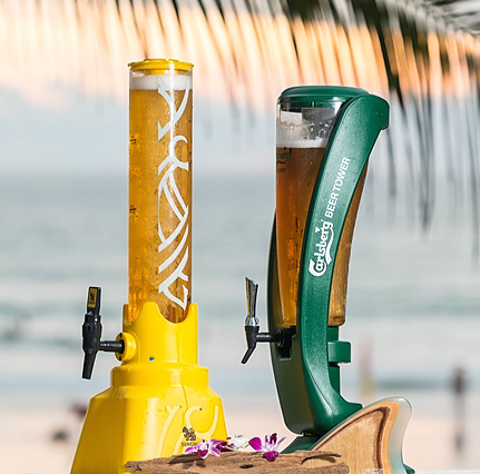 Thailand Beer Towers - Surf House