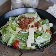 Great Caesar salads in Patong and Kata beach