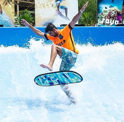 Surf House Surfing events Kata Beach