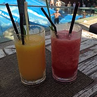Juices in Surf House