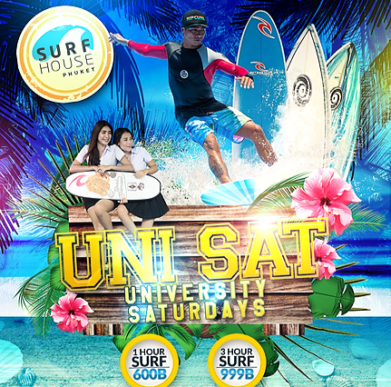 Surf House Thailand Happy Hours