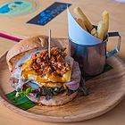 Surf House Phuket Burgers! The best Burgers in Phuket