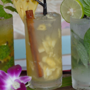 Great Mojitos in Surf House Phuket