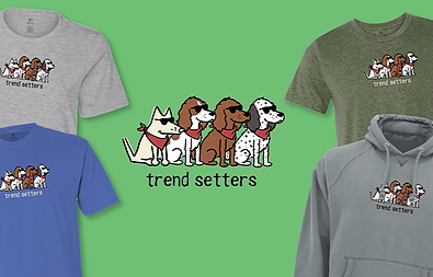 Trend Setters Teddy the Dog Pick of the Litter