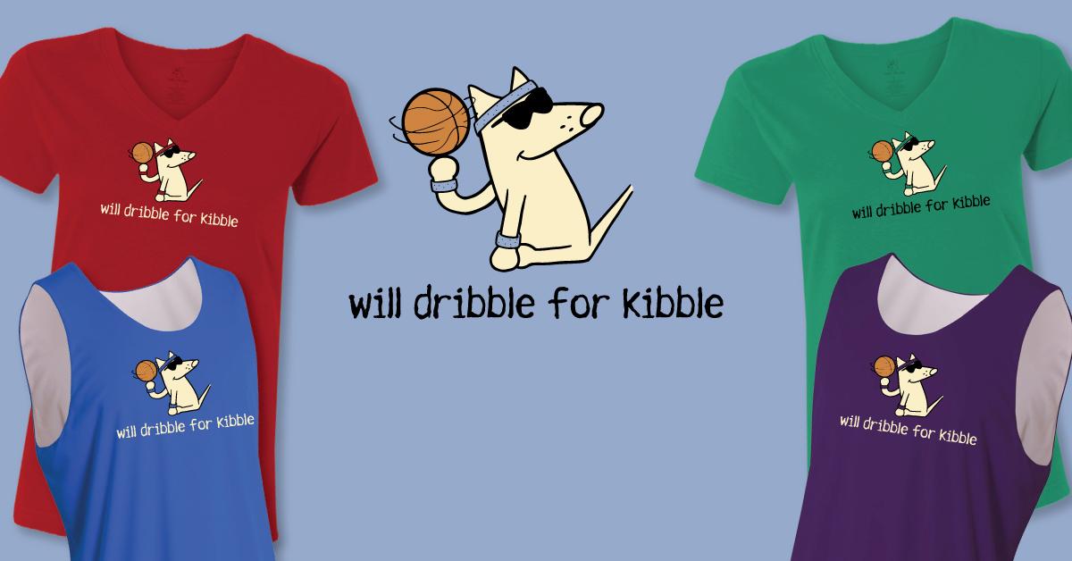 Will Dribble For Kibble
