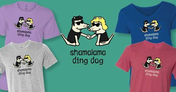 Shamalama Ding Dog