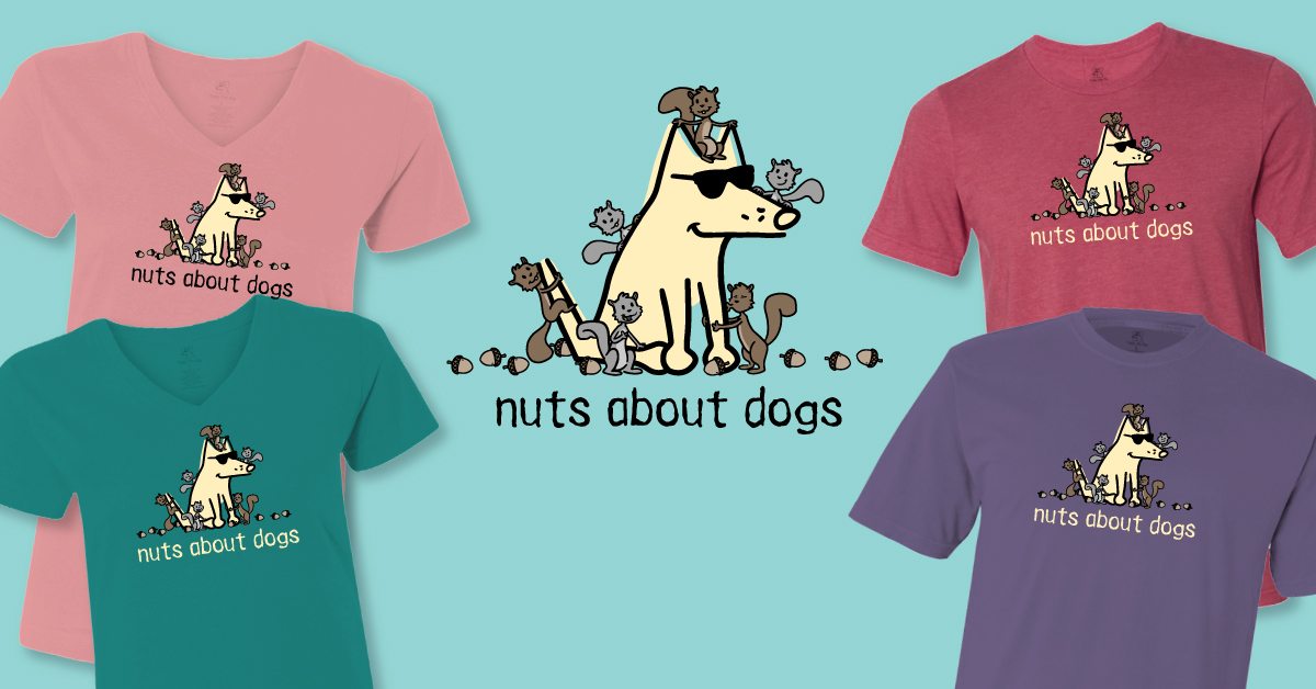 Nuts About Dogs