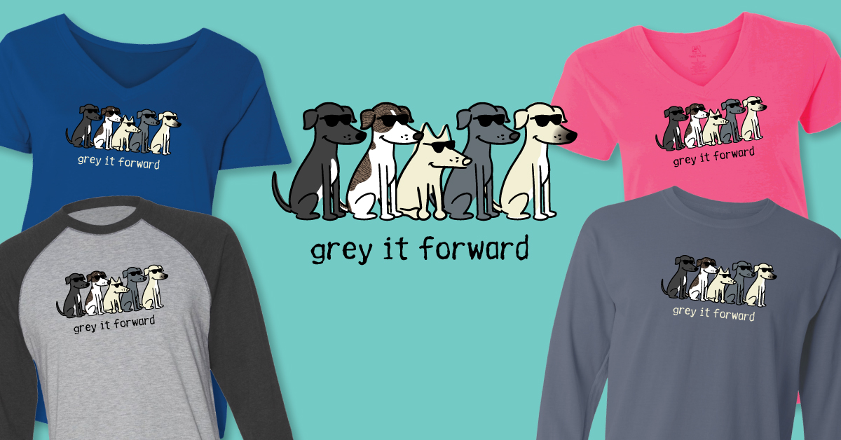 Grey It Forward