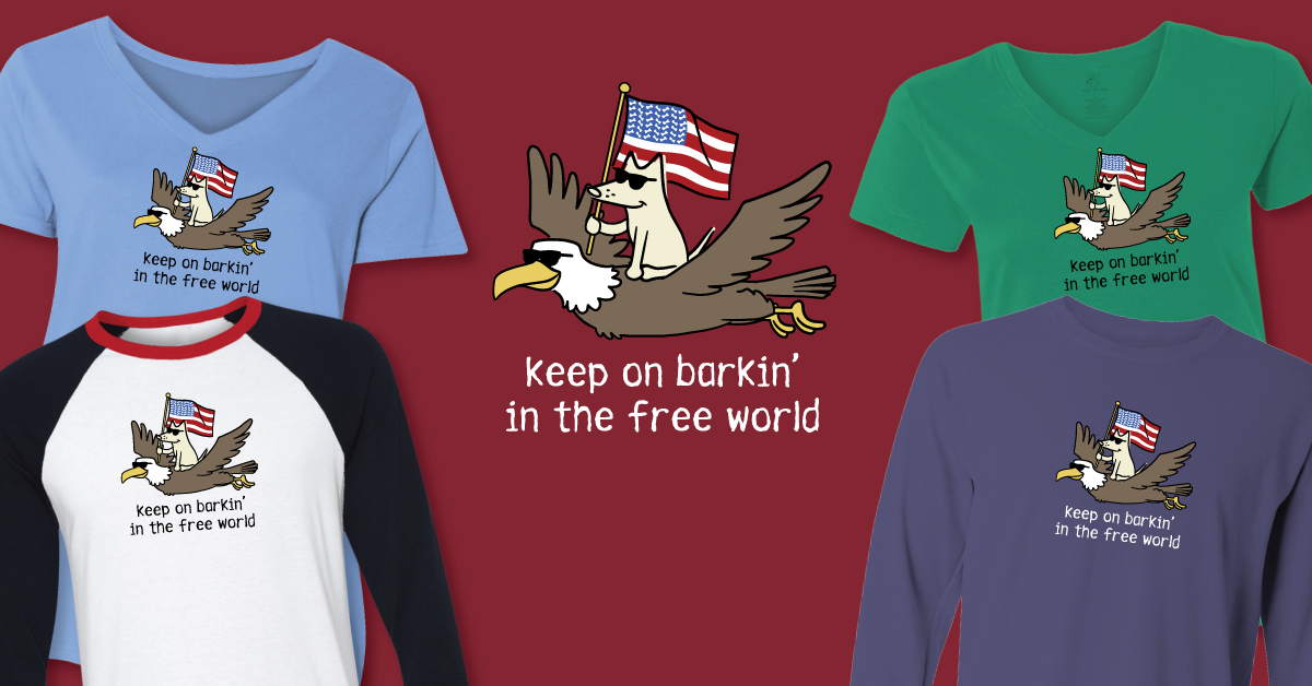 Keep on Barkin' in the Free World