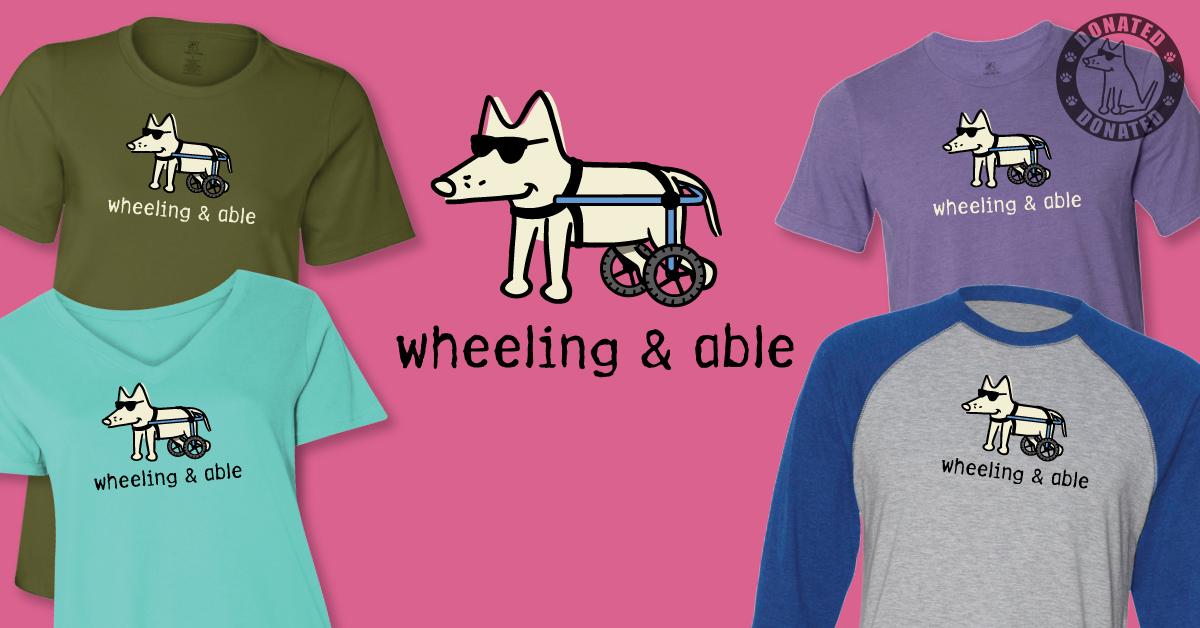 Wheeling & Able