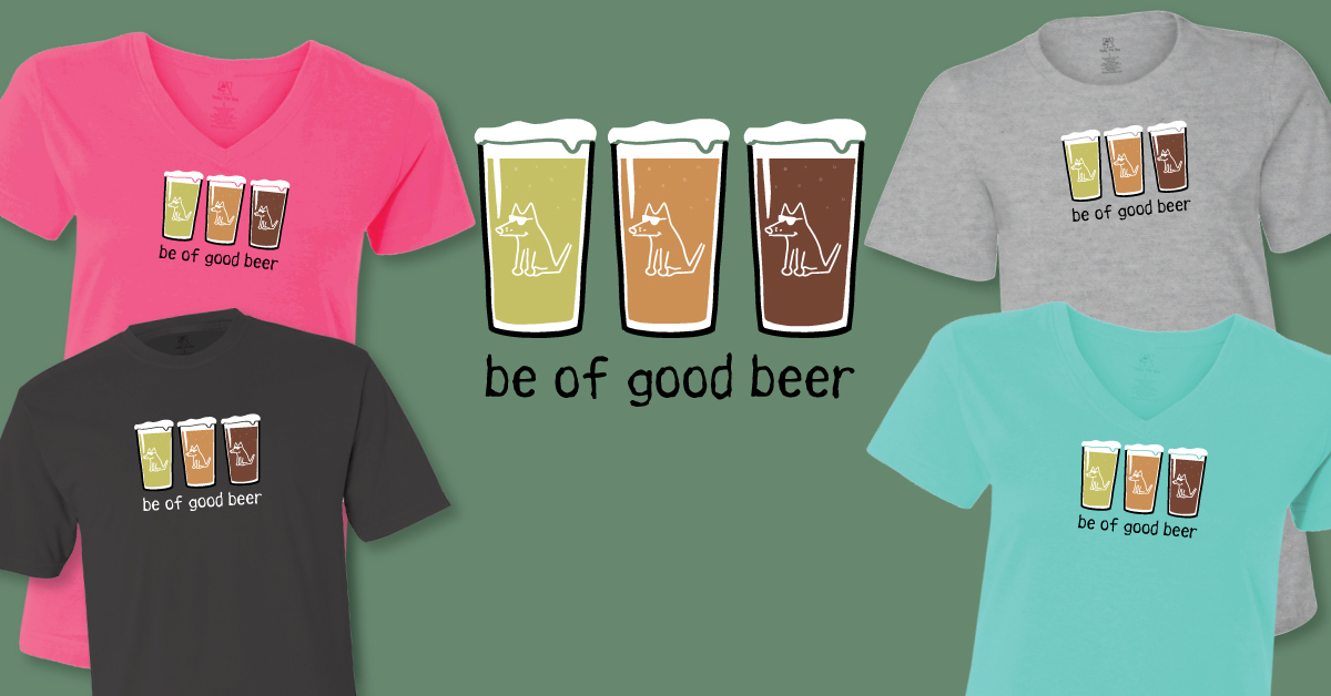 Be Of Good Beer