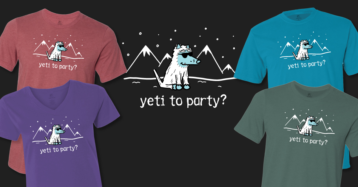 Yeti To Party?
