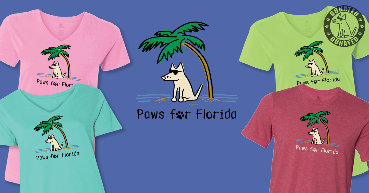 Paws For Florida