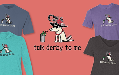 Talk Derby To Me Teddy the Dog Pick of the Litter
