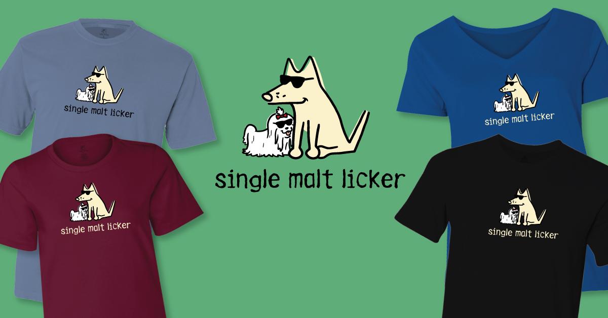 Single Malt Licker
