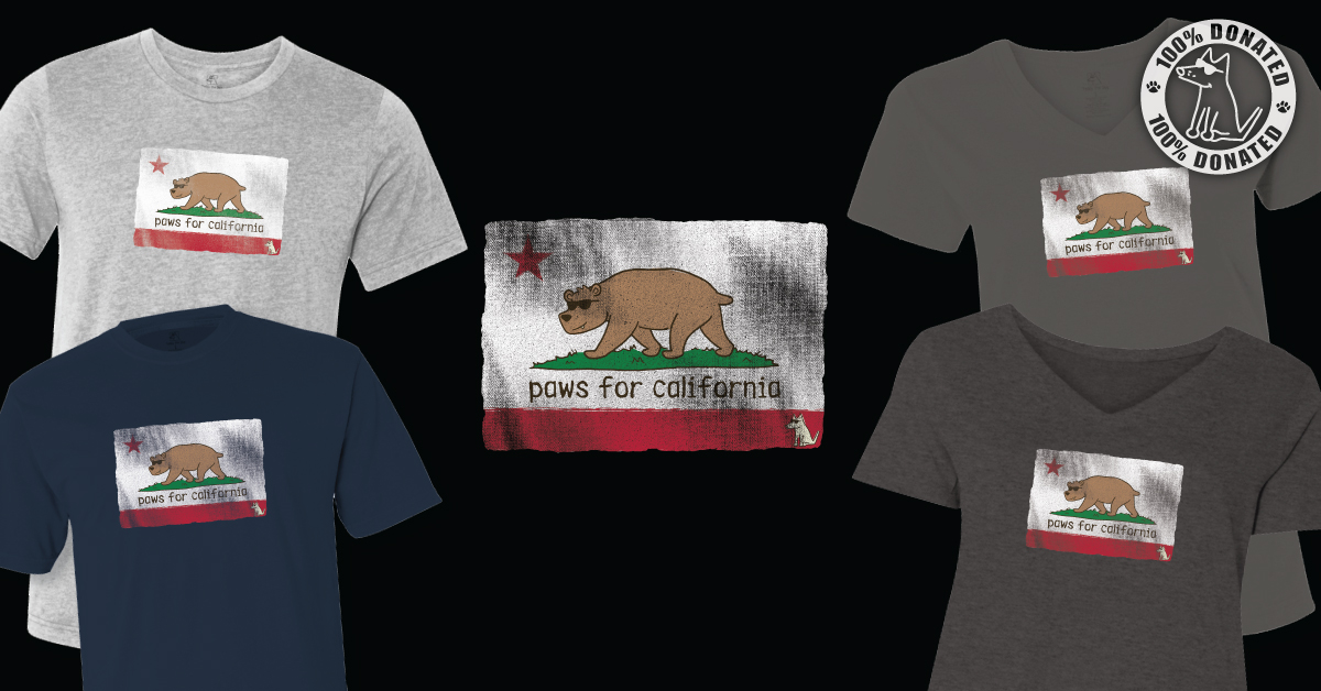Paws For California