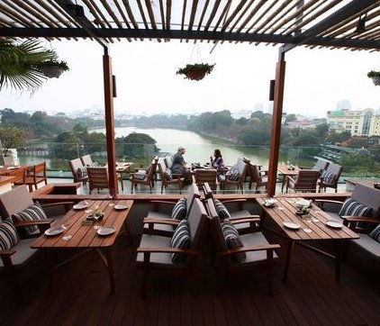 Lake Side Restaurant Hanoi Hoan Kiem