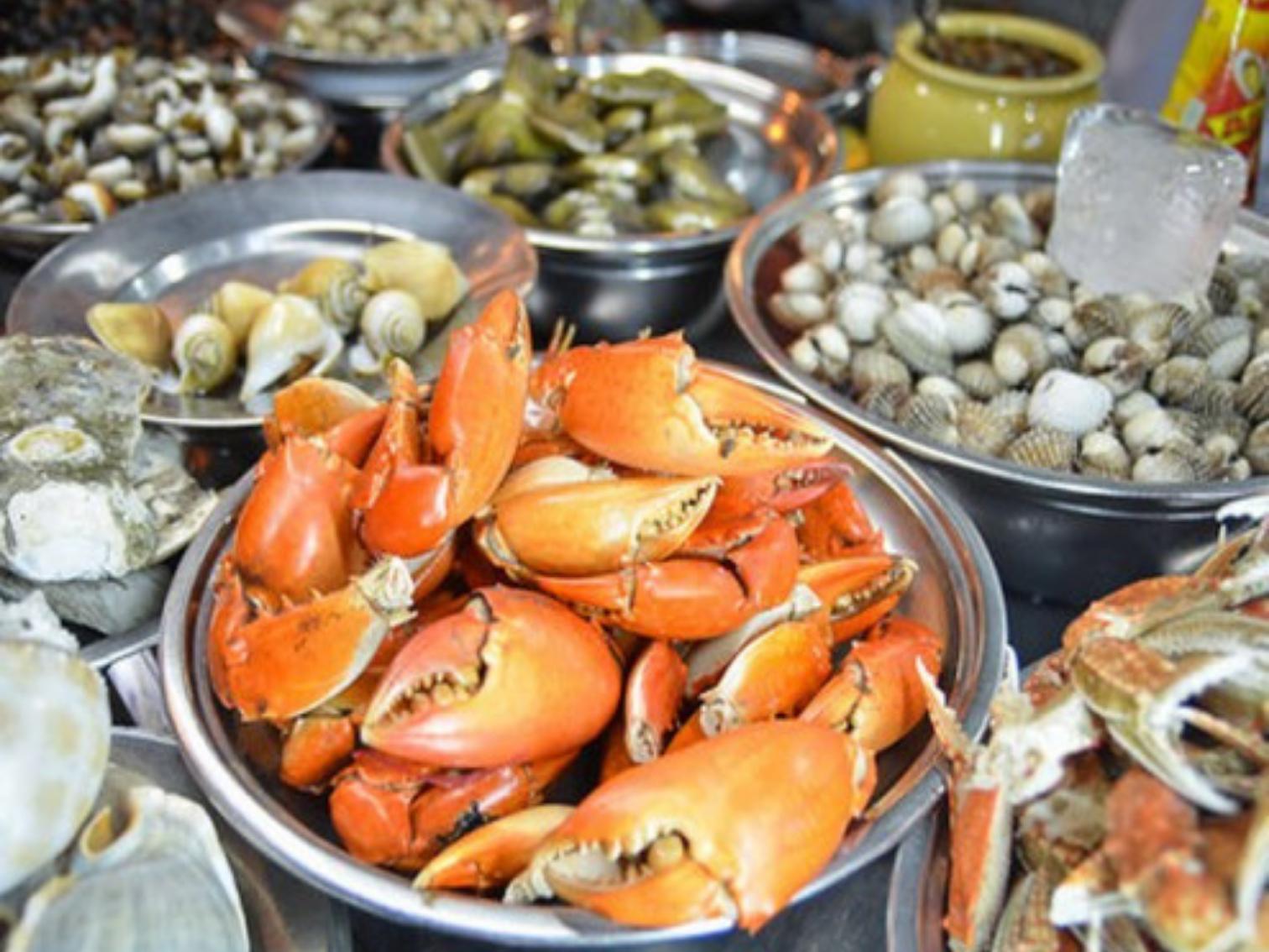 Seafood Street Eats Saigon