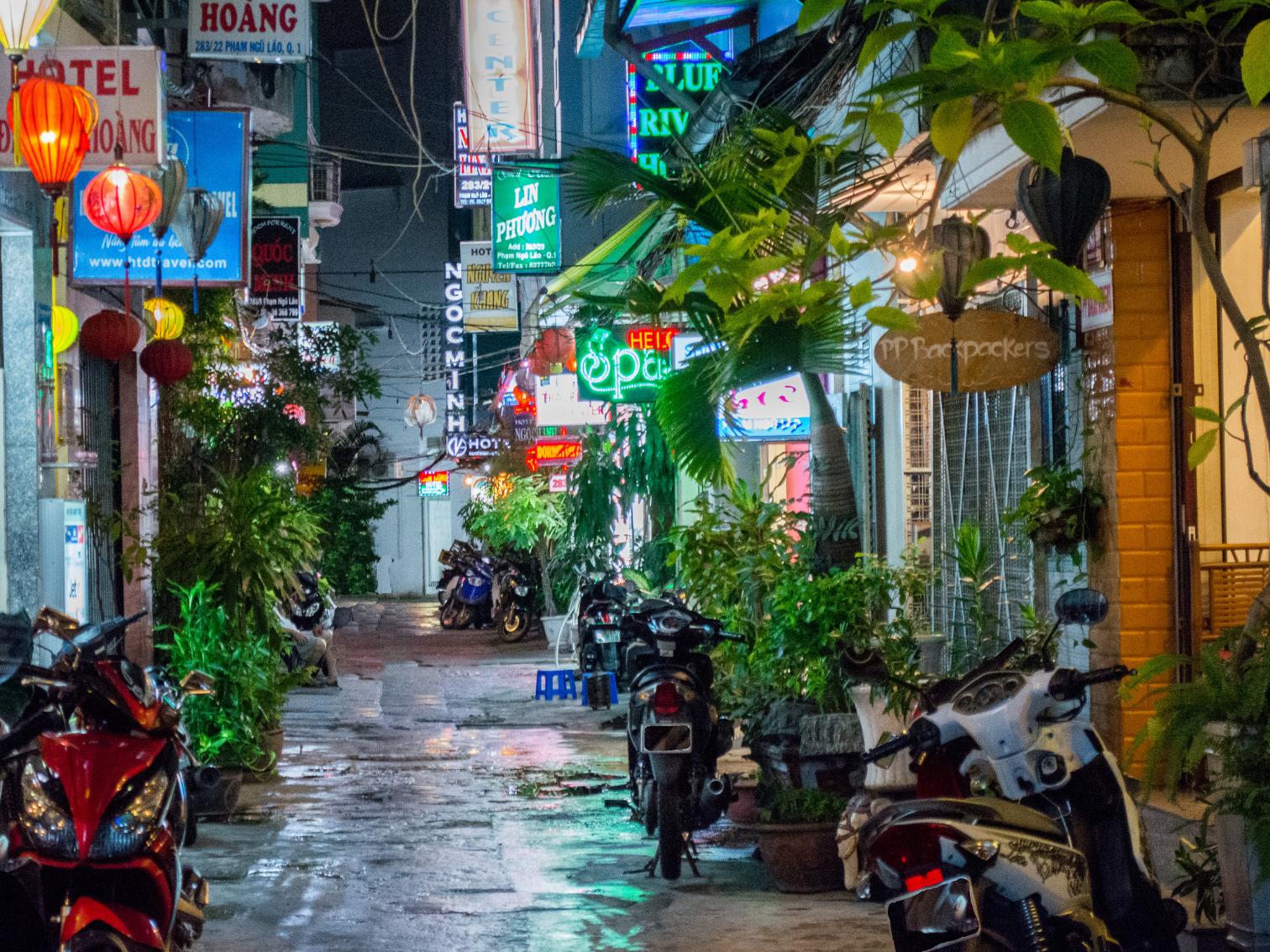 Saigon Streetscape