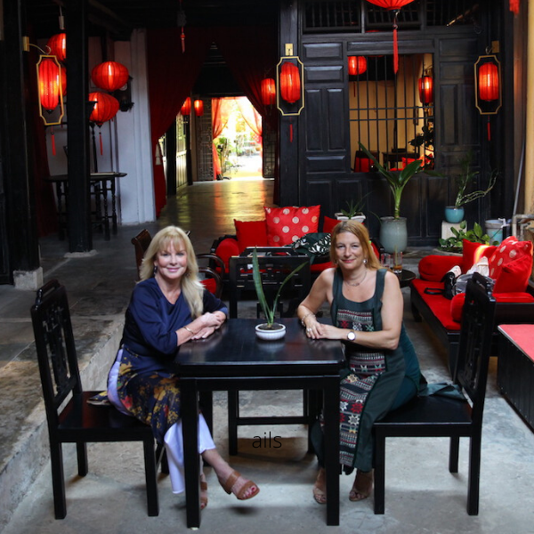 Quiet American Hoi An Judith Kerry