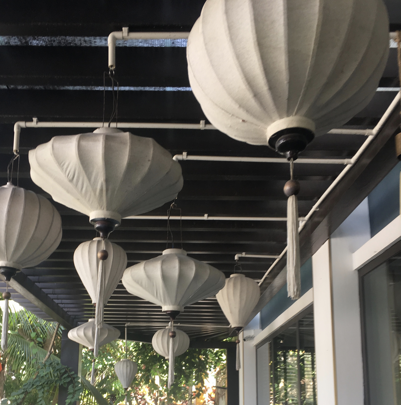 WHite Lanterns Aira Boutique Hotel