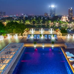 Silverland Charner Saigon pool
