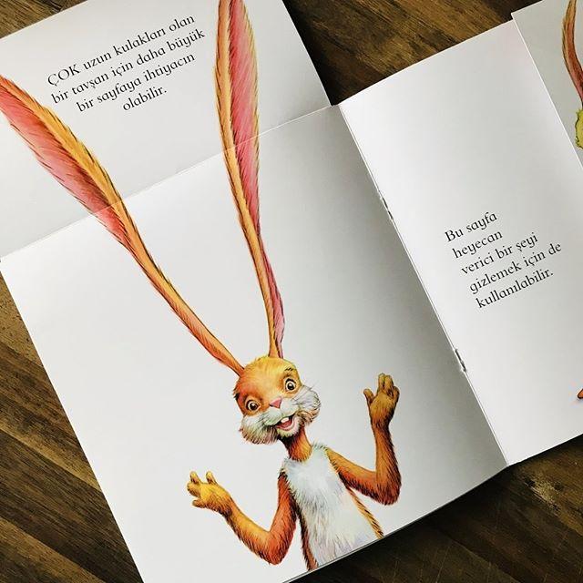 Tavşan Maydanoz'un Kitapları Anlatan Kitabı