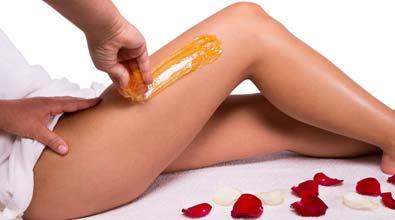 Full body waxing treatments
