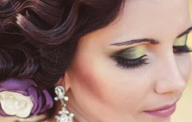 Bridal make up for your wedding day
