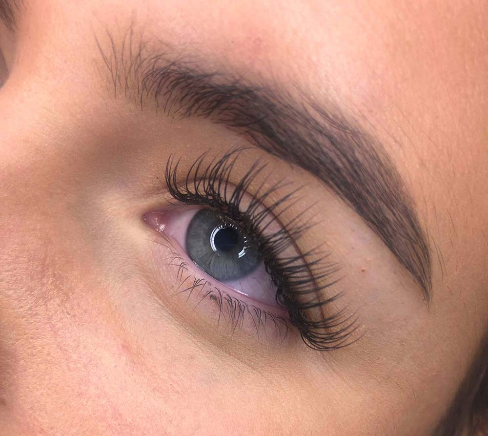 Lash Extensions at The Boutik
