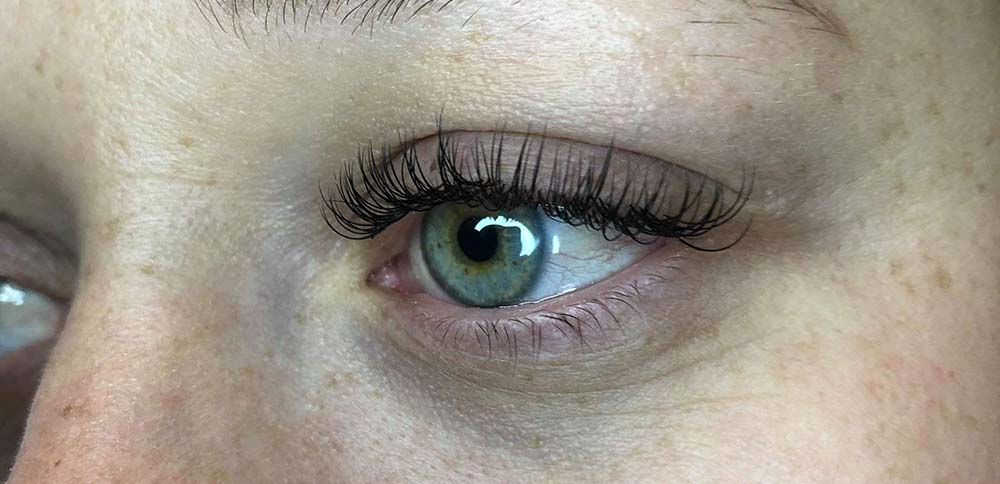 Lashes and Extensions