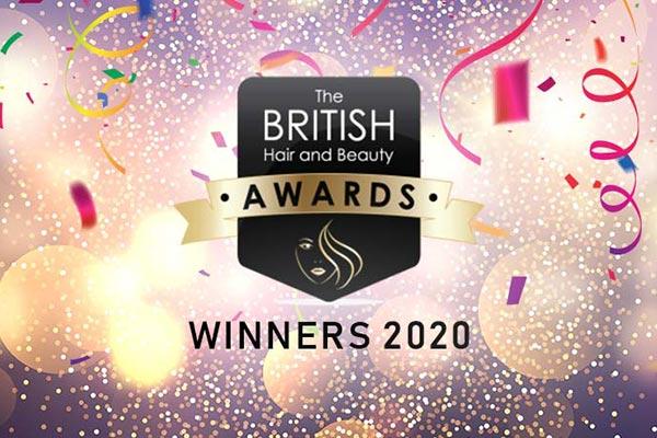 British Hair & Beauty Awards 2020
