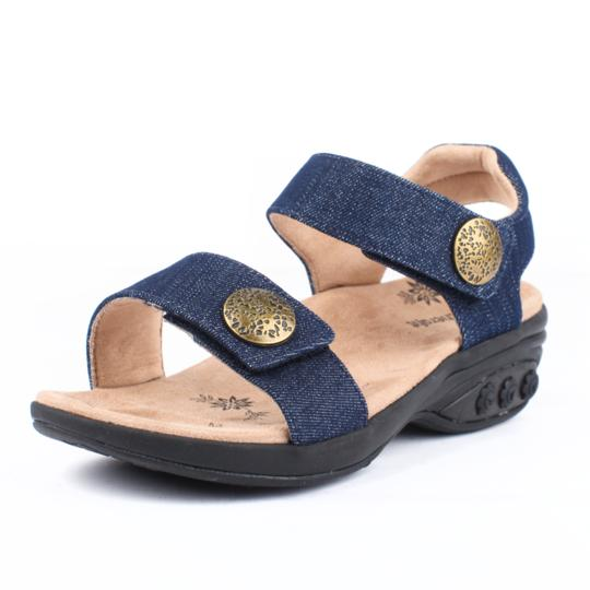 Melody Denim Sandal
