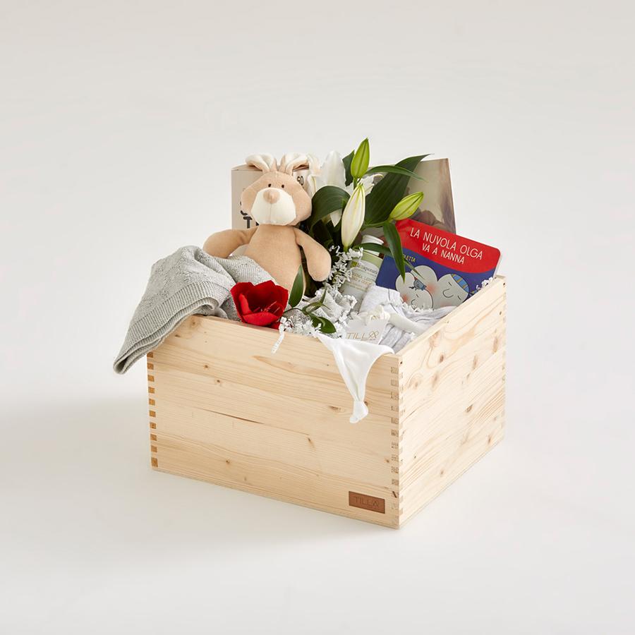 Selezione Natale Tilla Baby Box