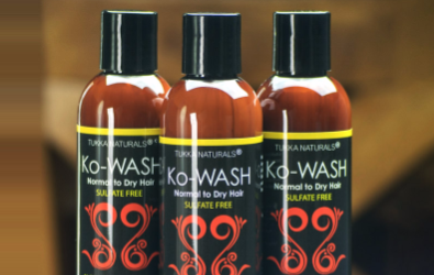 KoWash Cleans and Conditions